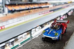 24 heures du Mans Actualités La Ford GT aura son kit Lego!