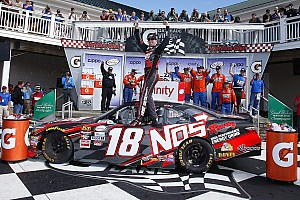 NASCAR XFINITY Reporte de la carrera Kyle Busch llega a 90 victorias de Xfinity tras triunfar en Watkins Glen