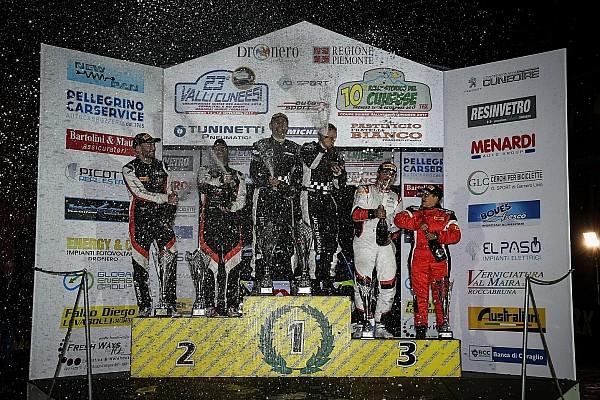 Rallye suisse Résumé de course Valli Cuneesi : Carron indomptable, il est champion suisse de Rallye !