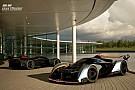 McLaren Ultimate Vision Gran Turismo: Visi supercar 2030
