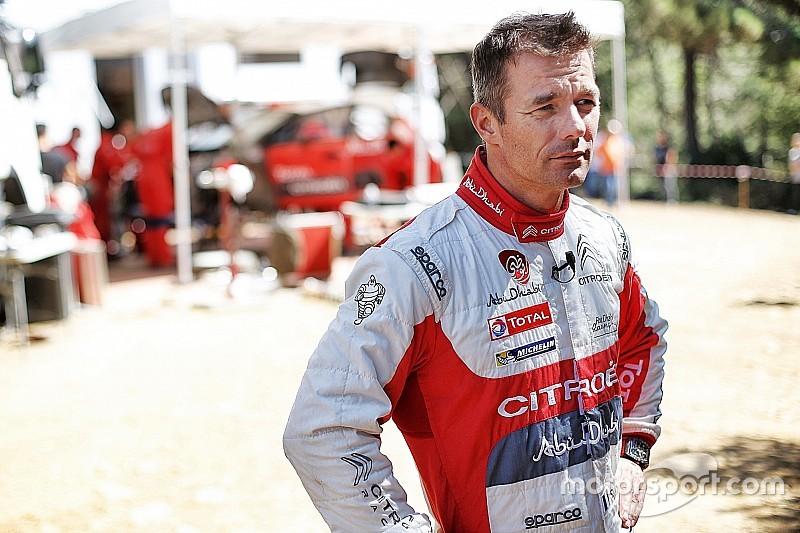 Loeb merasa masih kompetitif untuk WRC