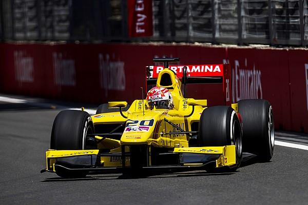 Bakü F2: Leclerc ceza aldı, Nato kazandı!