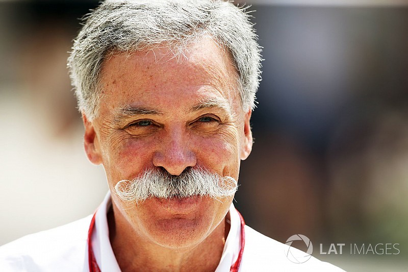 F1 chief Carey named as Le Mans 24 Hours starter