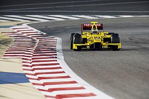 FIA F2 Breaking news Gelael dijatuhi penalti grid untuk Feature Race Bahrain