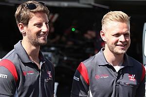 Formula 1 Breaking news Haas pertahankan Grosjean-Magnussen untuk musim 2018