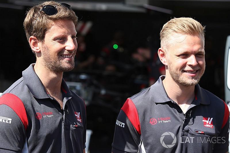Владелец Haas пообещал продлить контракты с Грожаном и Магнуссеном