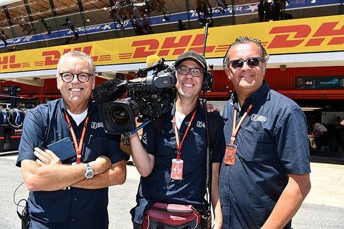 Werken in de Formule 1 als… Cameraman bij Ziggo Sport