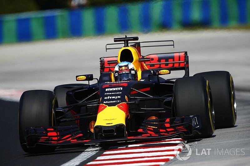 【F1ハンガリーGP】FP1速報:リカルドが首位。アロンソ7番手