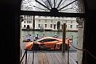 GT Una Lamborghini Huracán GT3 nel Canal Grande a Venezia!