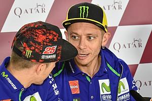 MotoGP News Entwicklung bei Yamaha: Ziehen Rossi und Vinales nicht an einem Strang?