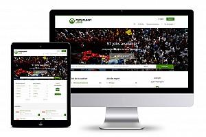 ALLGEMEINES Motorsport.com-News Motorsport Network führt weltweite Jobbörse ein – Motorsportjobs.com