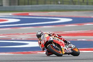 MotoGP Reporte de calificación Márquez se impone a Viñales en el mano a mano por la pole