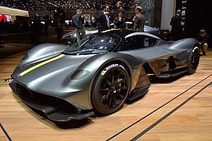 Auto Actualités Aston Martin Valkyrie : lutte autour de la spéculation