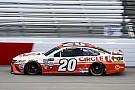 NASCAR Cup Kenseth domina el primer segmento en Richmond