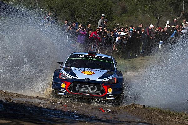 Thierry Neuville gana en el Rally de Argentina