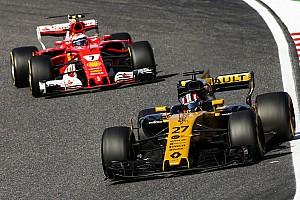 Formel 1 News Abiteboul: Renault-Zuverlässigkeit