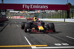Horner alaba los rebases de Daniel Ricciardo en la temporada