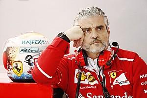 Forma-1 Motorsport.com hírek Arrivabene repülhet a Ferraritól az év végén, ha Vettel nem lesz bajnok