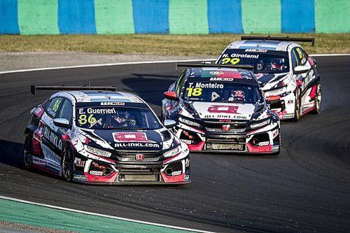 WTCR: la Munnich Motorsport seguirà ancora le quattro Honda-JAS