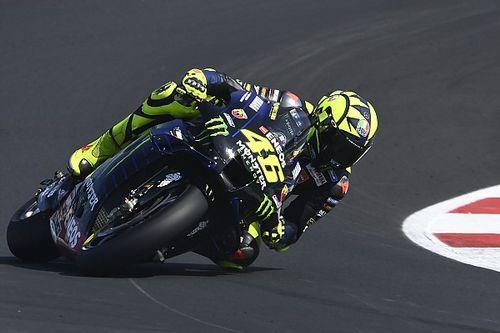 """Rossi: """"Sono 0""""5 più veloce, ma non sono nella top 10"""""""