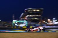 Le Mans 24h, H8: #7 Toyota leads into the night