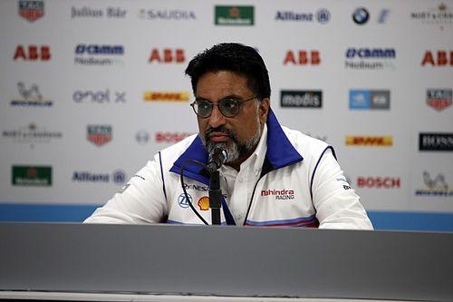 Mahindra: il team principal Gill positivo al COVID-19