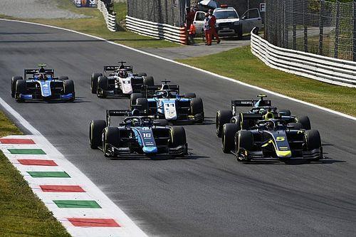 Fórmula 2 e Fórmula 3 mudarão sistema de pontos na próxima temporada