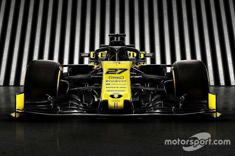 La comparaison des Renault R.S.18 et R.S.19