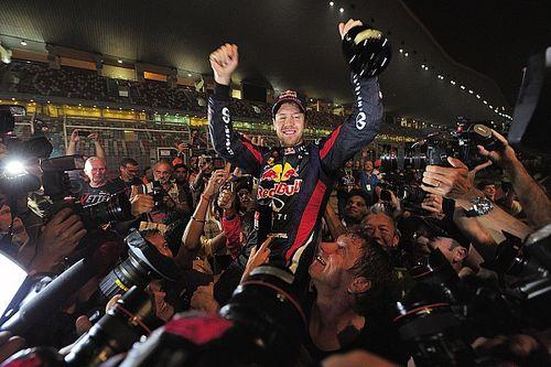 Ranked! Sebastian Vettel's top 10 Formula 1 wins