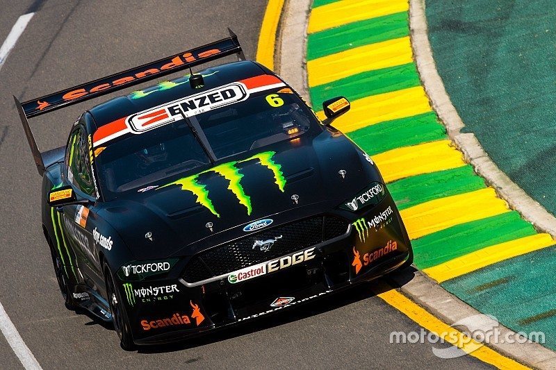 Mustang drivers slam 'bulls**t' Supercars parity claims