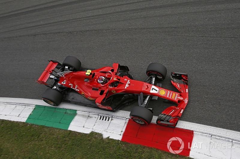 Video: De startgrid voor de Grand Prix van Italië