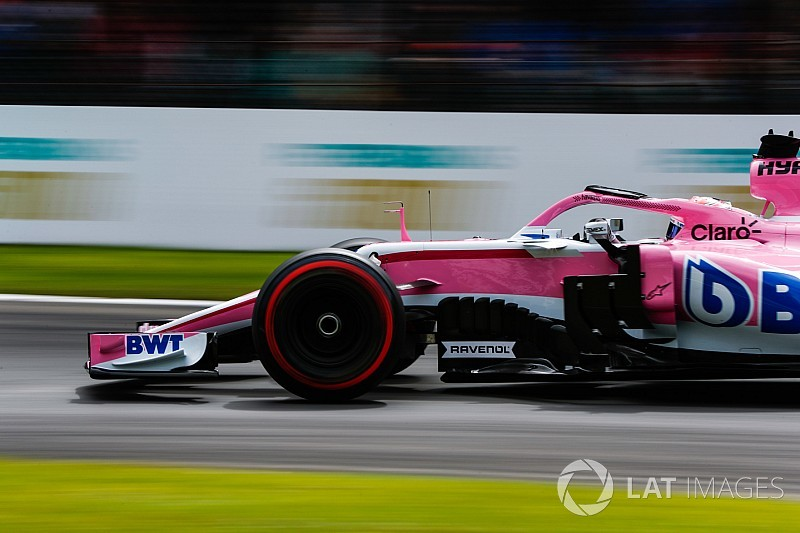 Force India va changer d'approche en qualifications