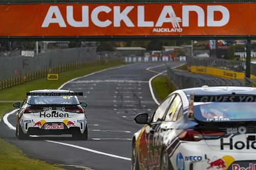 Pukekohe confirmed as New Zealand Supercars host