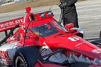 Dixon leads Ganassi 1-2-3 in first IndyCar test of 2021