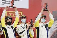 Rossi logra podio en su categoría en las 12 horas del Golfo