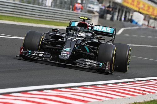 F1: Mercedes muda carro de Bottas para evitar distrações na largada