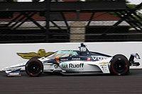 Alonso es quinto y Palou, el mejor novato en el día 1 de Indy 500