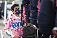 """Racing Point ainda não tem data para retorno de Pérez: """"Não sabemos se a quarentena é de sete ou dez dias"""""""