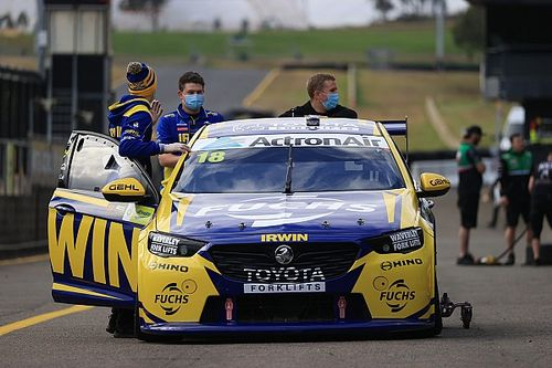 Supercars teams preparing for ambitious border run