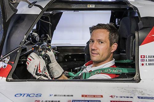 WRC legend Ogier to test Toyota Hypercar in Bahrain