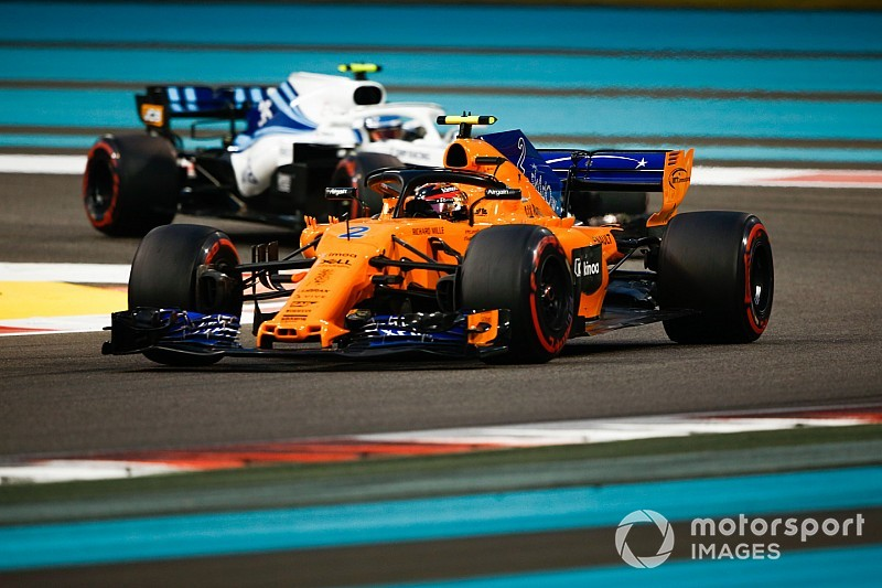 Brawn: McLaren, Williams declines show F1 has