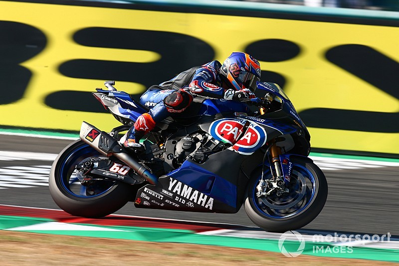 """Van der Mark verlangt meer van Yamaha: """"Wil altijd om overwinningen vechten"""""""