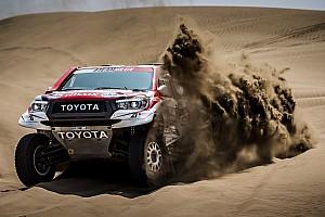 Dakar 2019, la Toyota ha un solo pensiero: