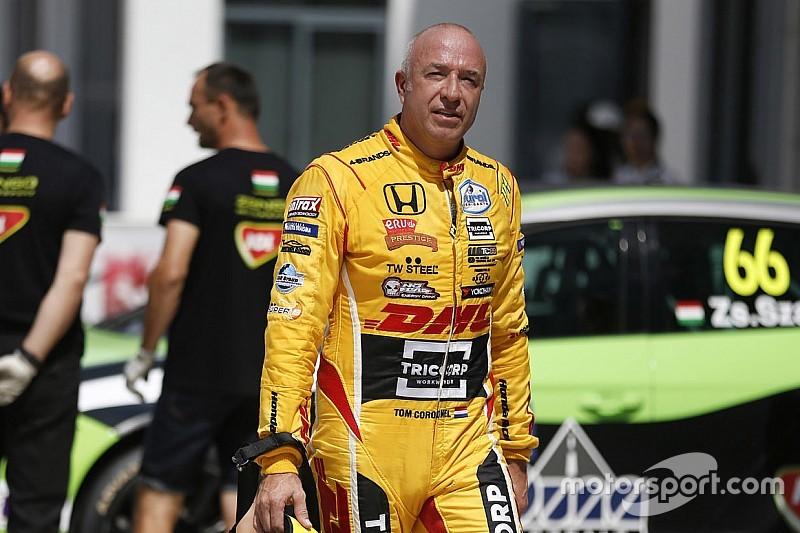 Tom Coronel deve scegliere l'auto per il WTCR 2019, affiancato ancora da DHL