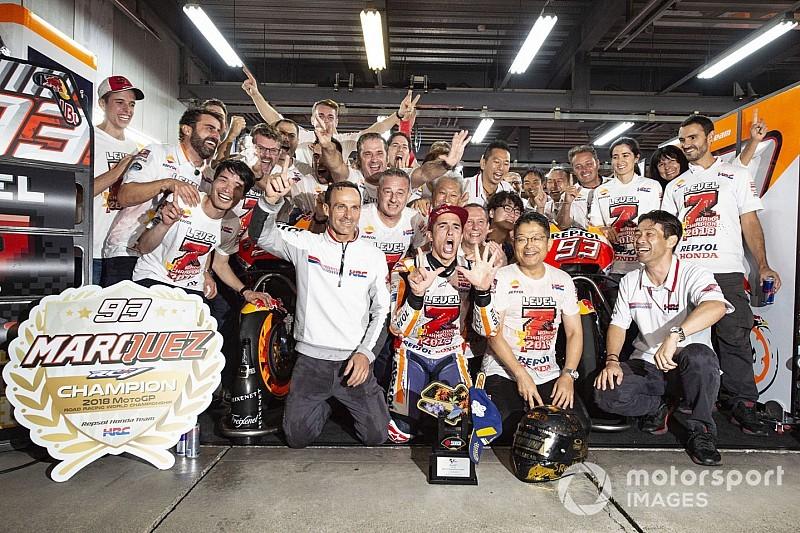 Puig : Parfois, la Honda n'a pas été au niveau de Márquez