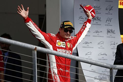 Austin 2018: The day Raikkonen proved doubters wrong