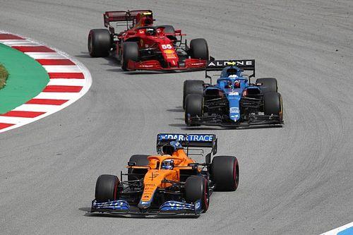 """Ocon: """"Saf yarış temposunda McLaren ve Ferrari hâlâ Alpine'in önünde"""""""