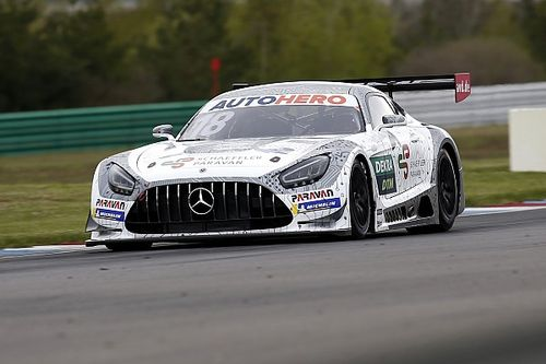 Buhk to replace absent Paffett in opening DTM races
