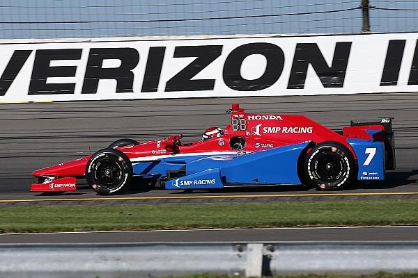 Гонка IndyCar в Поконо перенесена на понедельник