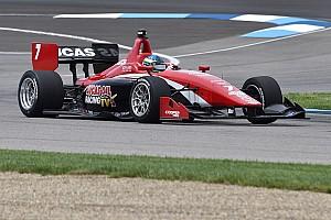 Indy Lights Breaking news Schmidt Peterson, Enerson resolve their dispute